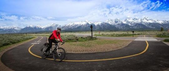 Les bicicletes elèctriques, permeses als parcs nacionals