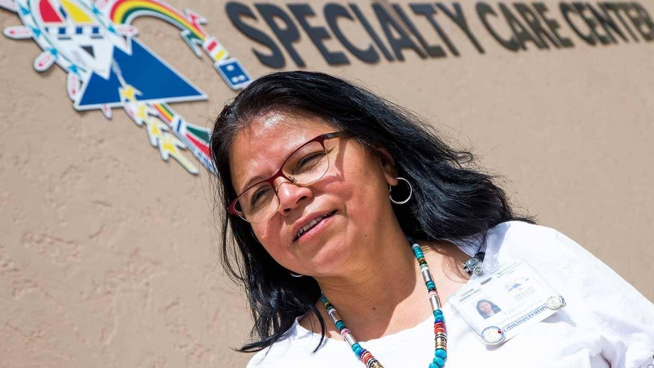 La primera clínica amb oncologia dins la reserva navajo
