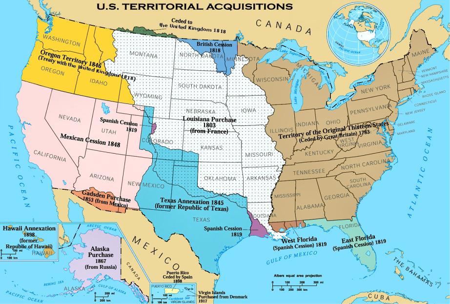 Què és l'Oest Americà?